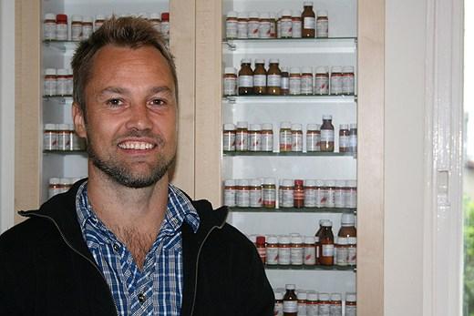 Per Ekstrand berättar i Radio Sjuhärad hur homeopati fungerar.