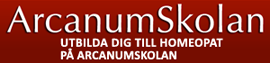 Arcanumskolan homeopati