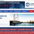 Forskningskonferens inom homeopati i London den 14 – 16 juni 2019