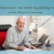Kurs i Oslo med dr Heiner Frei den  26-27 april 2019