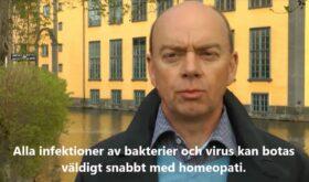 Sök homeopat vid akuta besvär!