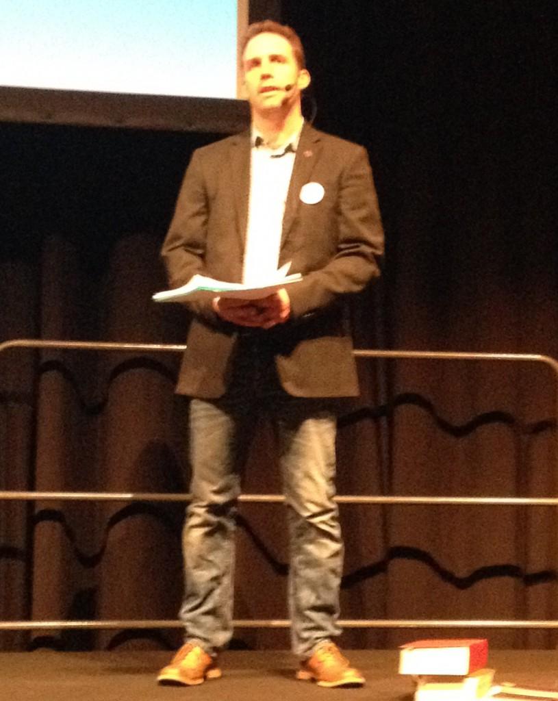 Henrik Sand berättar om homeopati och allergie