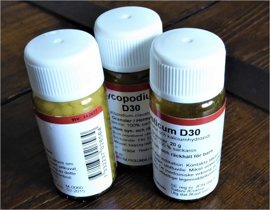 homeopatiska läkemedel sverige